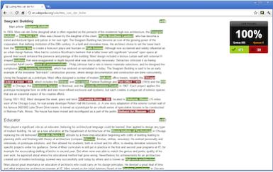 Broken links checker voor Google Chrome