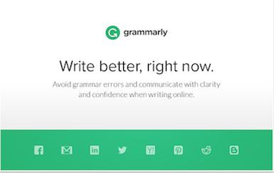 Engelse grammtica checker als addon voor Google Chrome